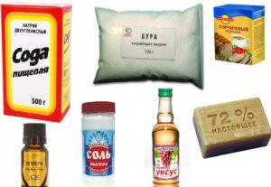 компоненти за домашен прах