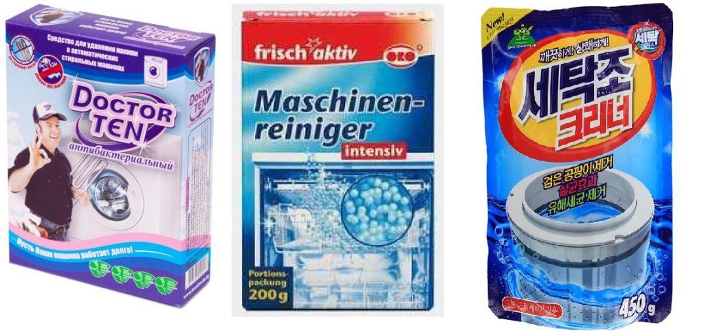 почистващи продукти