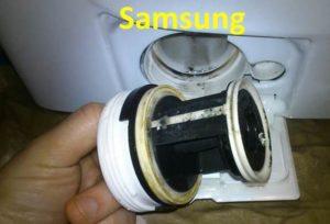 čišćenje filtra u automobilu samsung