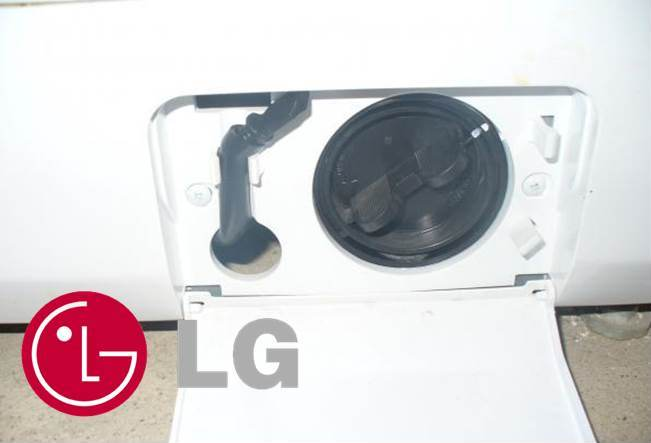 Как да почистите филтъра на пералня LG