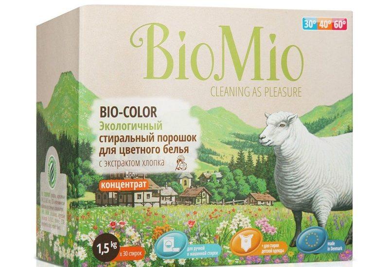 biomio цвят