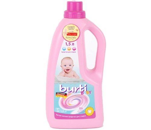 gel detergente burti-baby