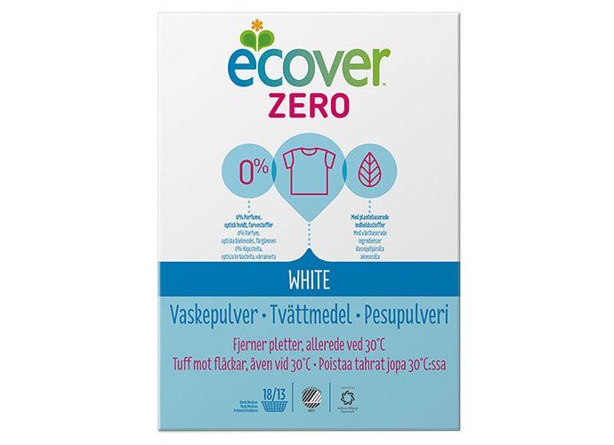 Ecover нула бяло
