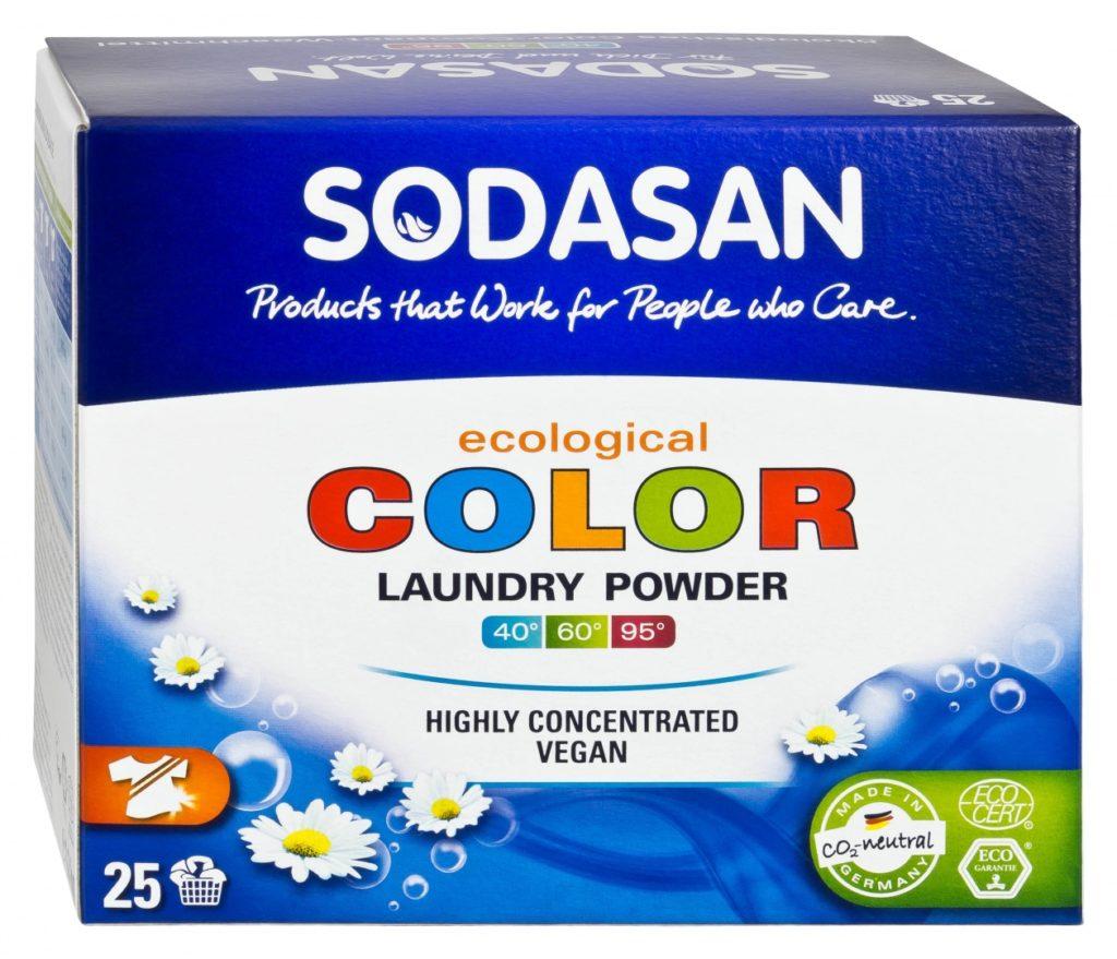 sodasan-ecologocal цвят