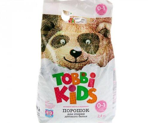 tobbi-деца