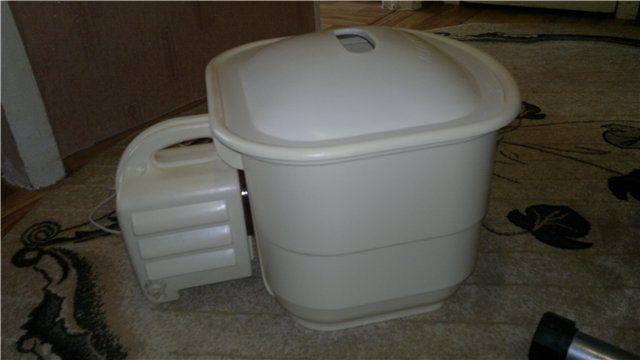 Перални машини, въртящи се бебе