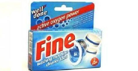 Добре направени таблетки за перални машини
