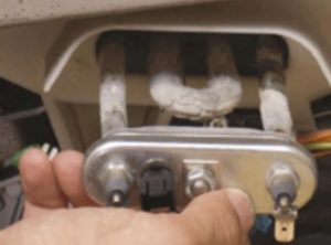 подмяна на нагревателя