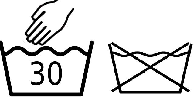 značke na odjeći
