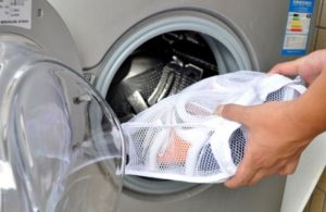 чанта за измиване на обувки