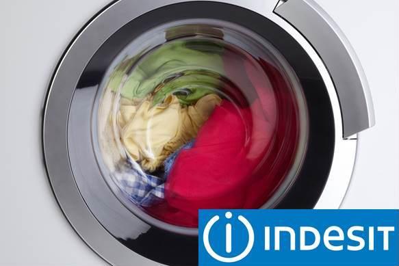 Завъртането в пералнята Indesit не работи