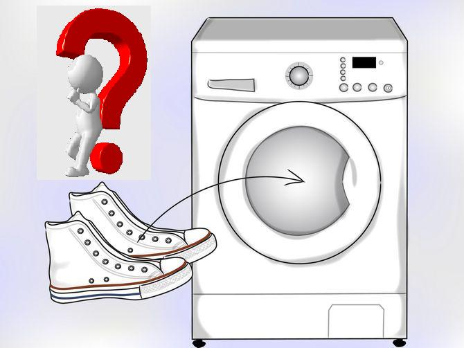 Как да измиете обратното в пералня