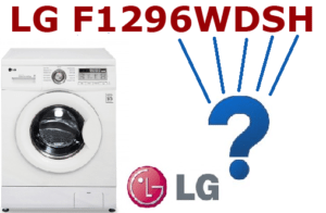 Označavanje LG perilica rublja dešifriranjem