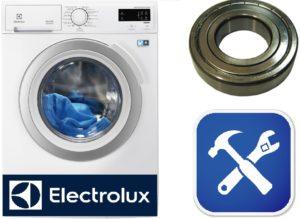 החלפת המיסב במכונת הכביסה אלקטרולוקס