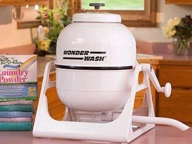 Машина за миене на ръце Wonderwash