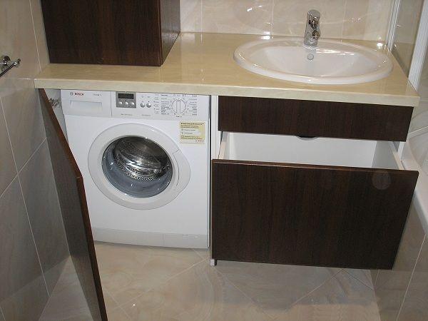 плот над мивката