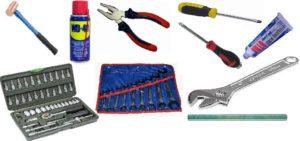 необходими инструменти