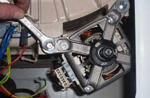 kommutátor motor
