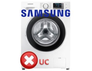 UC hiba a Samsung írógépben