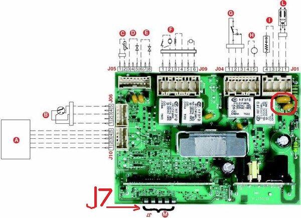 проверете конекторите на модулите