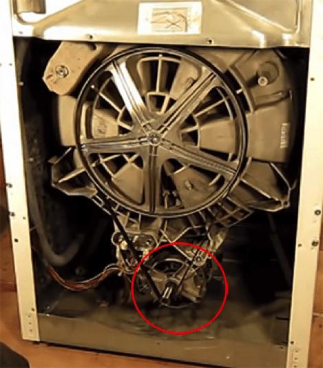 двигател в indesit