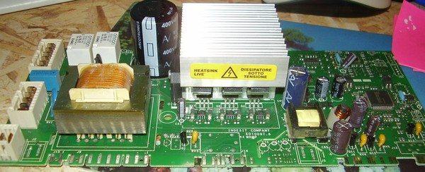 Ariston модул за управление на измиване