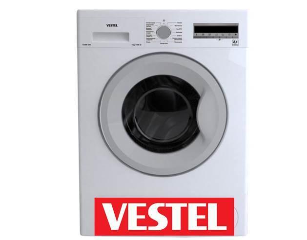 Кодове за грешки за перални машини Vestel