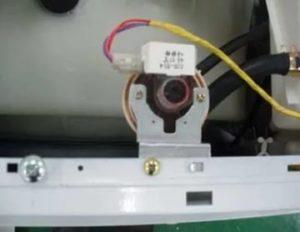 превключвател за налягане в пералнята
