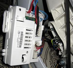 контролен модул в Аристон