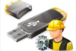 Daten auf einem Flash-Laufwerk wiederherstellen