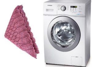 Bagaimana untuk mencuci selendang