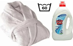 Cara membasuh jubah terry