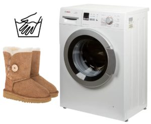 Bagaimana hendak membasuh butang ugg dalam mesin basuh