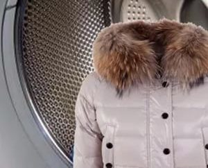 Bagaimana untuk mencuci jaket musim sejuk di mesin basuh
