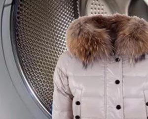 Как да измиете зимно яке в пералня