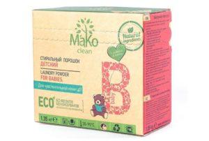 Mako Clean за бебета