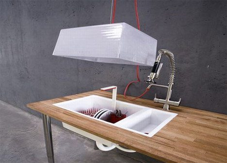 Briva In-Sink 2 машина