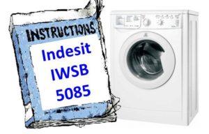 Indesit IWSB 5085 наръчник