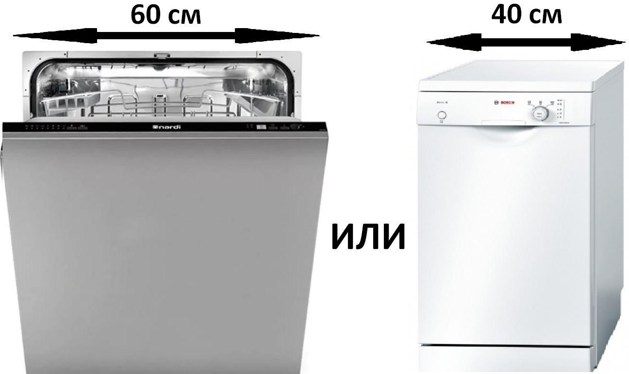 Коя миялна машина е най-добра 45 или 60 см широка