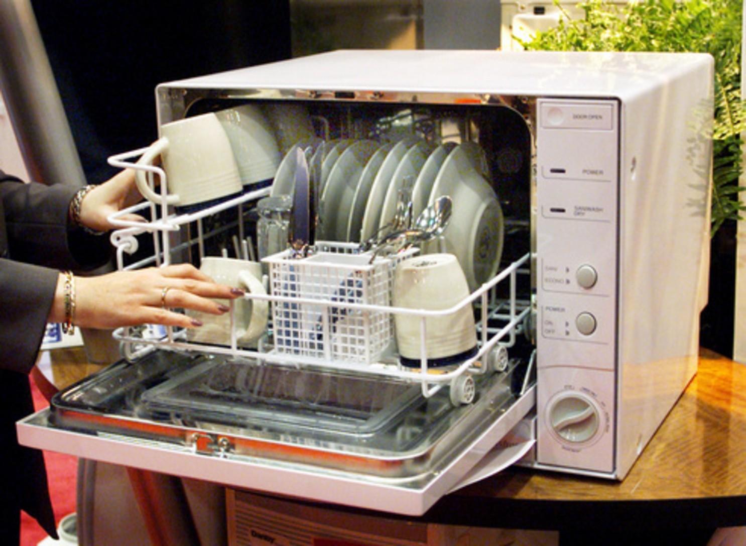Съдомиялни машини за малка кухня