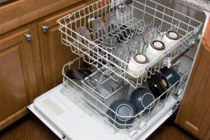 подреждане на чинии
