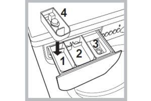 устройство за миене на дозатор