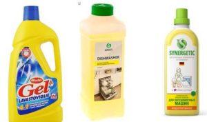 נוזלים למדיחי כלים