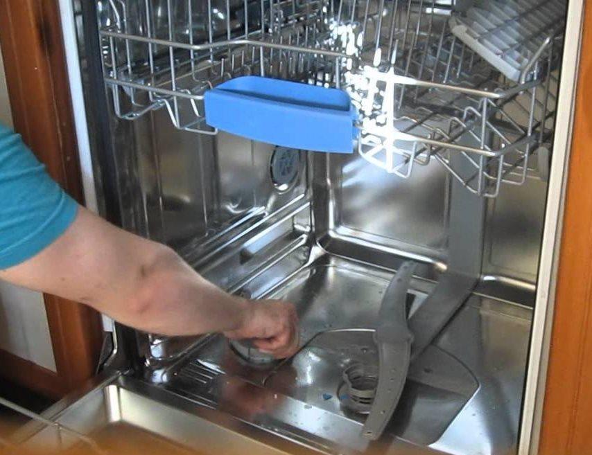 tilstoppet oppvaskmaskin