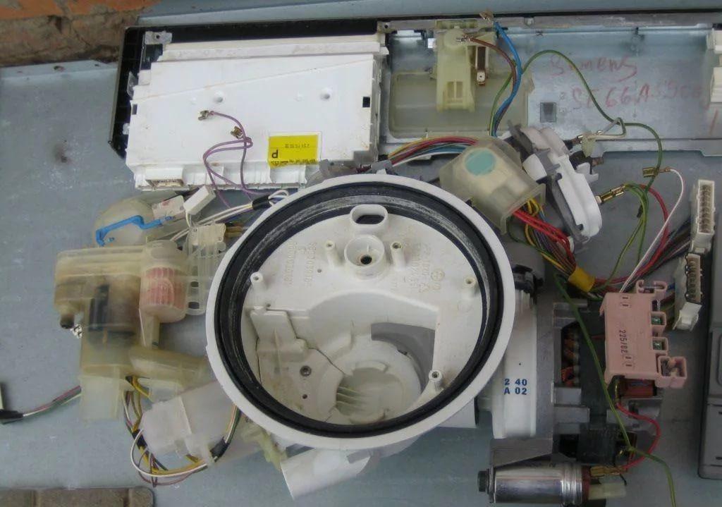 Come Correggere L Errore E15 In Una Lavastoviglie Siemens