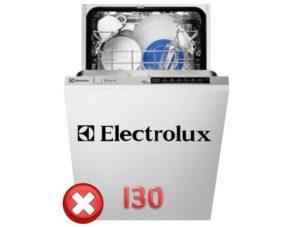 Pogreška I30 u perilici posuđa Electrolux