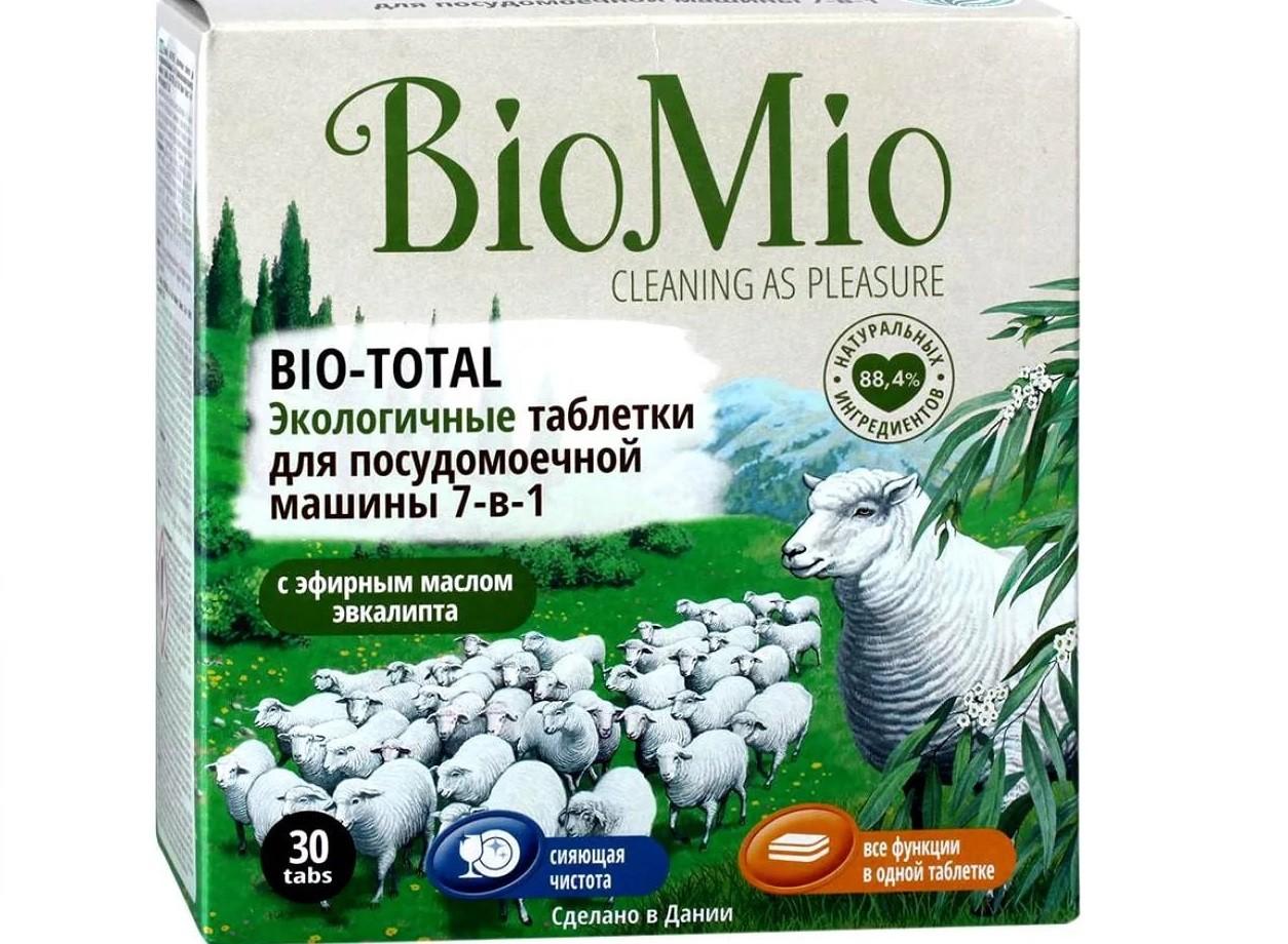 Tablet pencuci pinggan BioMio