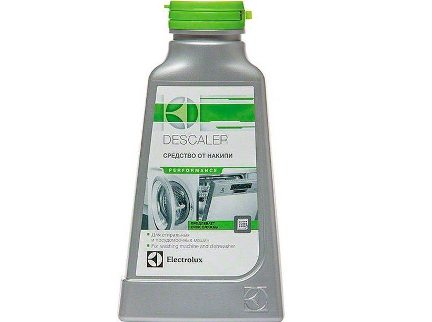 почистващ препарат за съдомиялни машини и декалери Electrolux