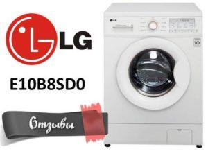 Bewertungen LG E10B8SD0
