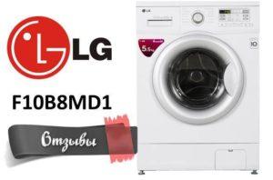 vélemények LG F10B8MD1